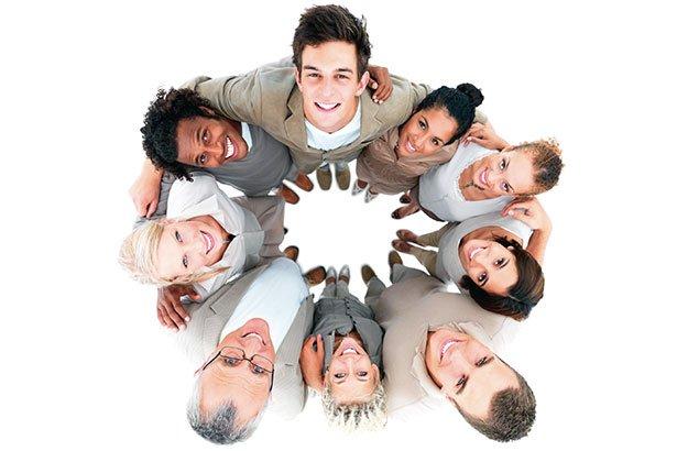 características de un grupo