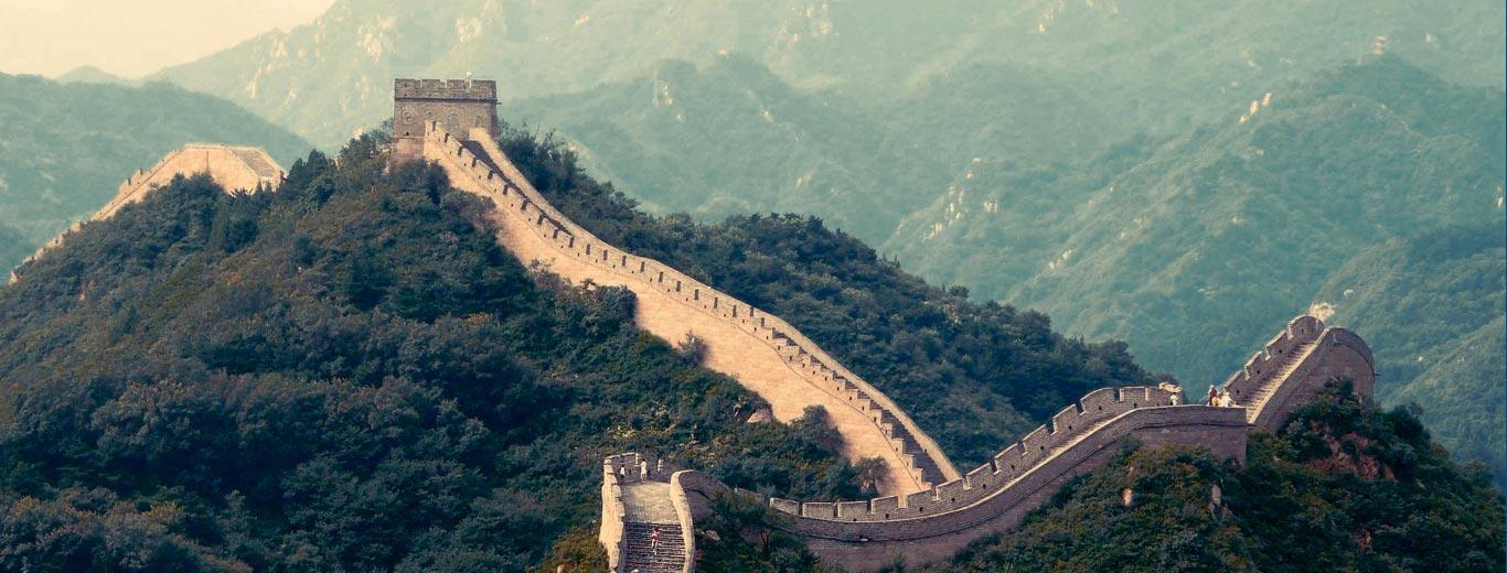 características de china