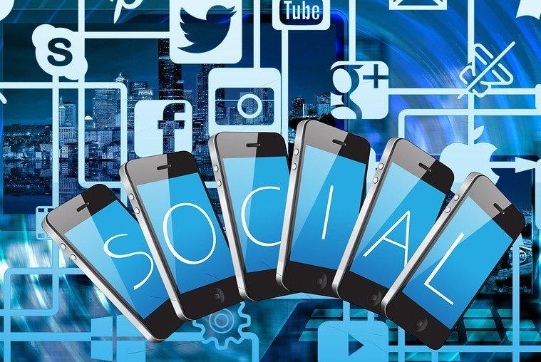 Características de redes sociales