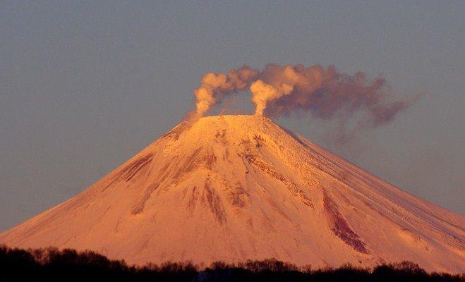 Características de un volcán