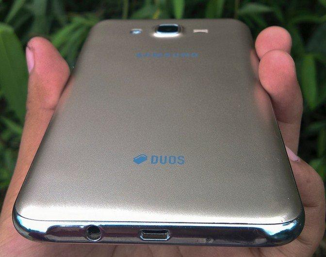 características de Samsung j7