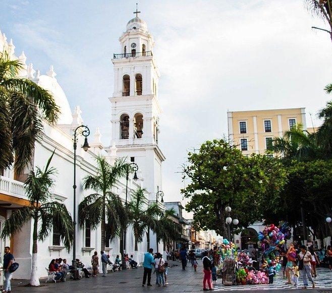 características de Veracruz