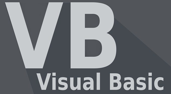 características de visual basic