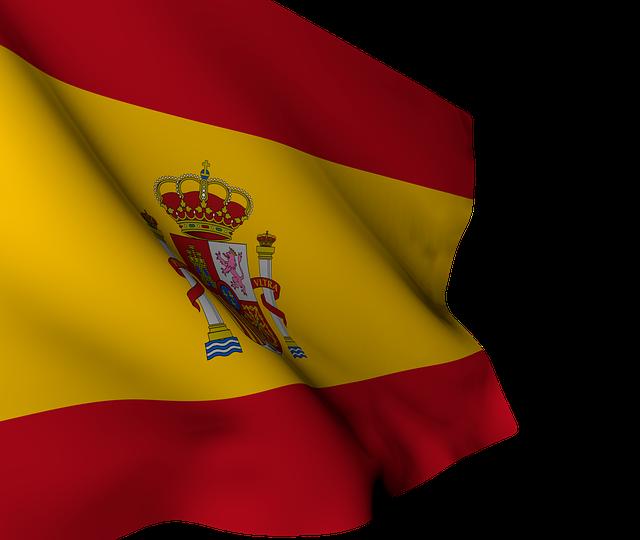 características de España