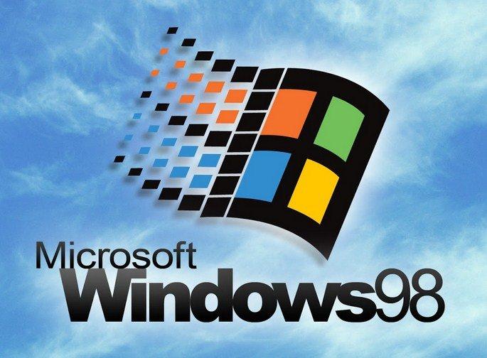 características de Windows 98