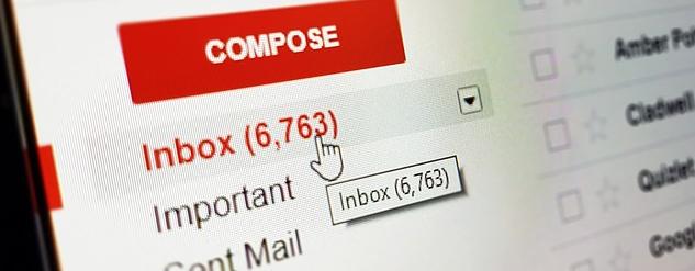 características de gmail