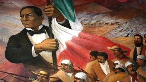 características de Benito Juárez