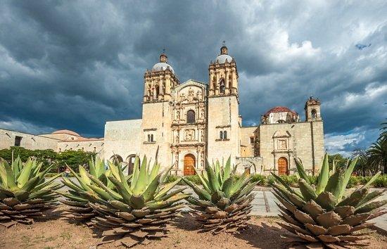 características de Oaxaca