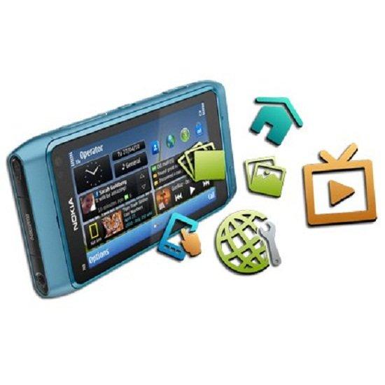 características de Symbian