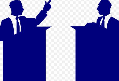 características de un Debate