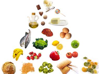 características de Nutrición