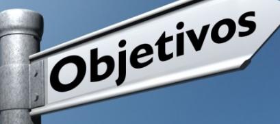 características de Objetivos