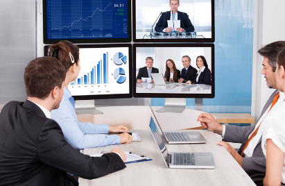 características de Videoconferencia
