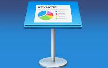 características de Keynote
