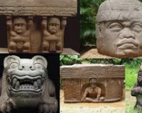 características de Olmeca